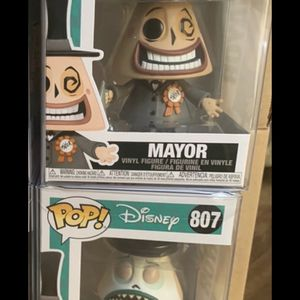 Mayor Funko Chase/Common Bundle for Sale in Pasadena, MD