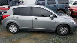 2007 nissan versa hatchback 4 door clean tittle current registration 2021 for Sale in San Diego, CA
