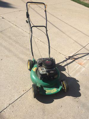 Weedeater push mower for Sale in Kewaskum, WI