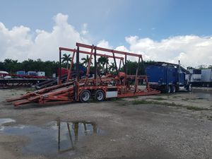 Just Trailer car carrier 7 cars for Sale in Orlando, FL