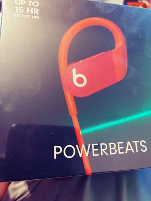 PowerBeats Red for Sale in Glendale, AZ
