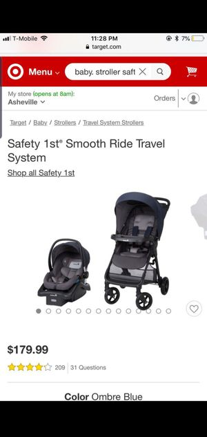 Stroller & car seat for Sale in Black Mountain, NC