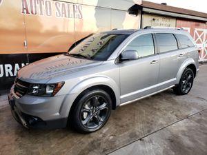 2018 Dodge Journey Crossroad for Sale in San Antonio, TX
