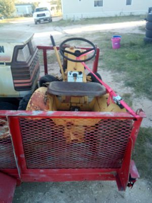 1962 wheel horse tractor for Sale in Amarillo, TX
