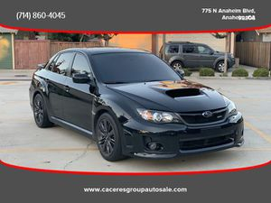 2011 Subaru Impreza Sedan WRX for Sale in Anaheim, CA