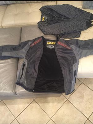 Motorcycle jacket size medium for Sale in Houston, TX