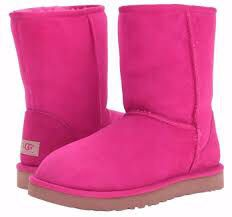 BN hot pink Ugg Australia boots 6, 7 or 8 for Sale for sale  Brooklyn, NY