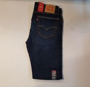 New Mens Levi Jean's Size 34×36 for Sale in East Saint Louis, IL
