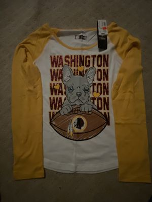 NEW Justice Washington Football outfit for Sale in West Springfield, VA