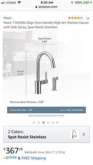 MOEN model 7365 Kitchen Faucet for Sale in Orlando, FL