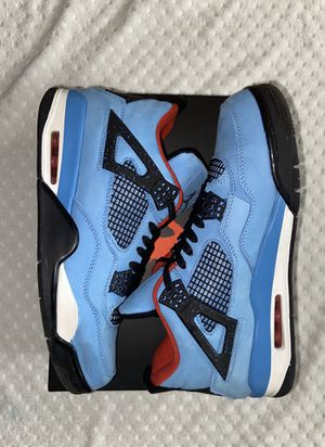 Air Jordan 4 Retro Travis Scott Cactus Jack Size 12 for Sale in Santa Clarita, CA