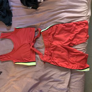Matching bike short and top for Sale in San Diego, CA