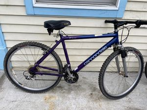 "Cannondale F400 bike 26"" and 21 speed for Sale in Dublin, OH"
