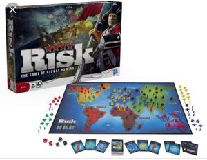 Risk Board Game for Sale in Pittsburgh, PA