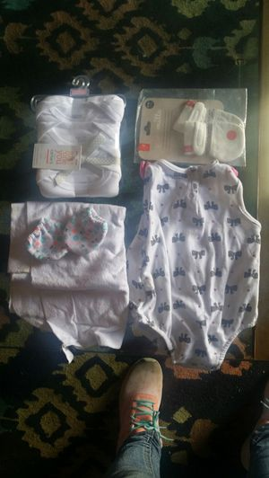 Newborn baby clothes for Sale in Oppelo, AR