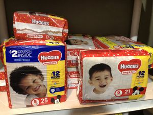 Huggies Diapers Sz 5 for Sale in Fort Washington, MD