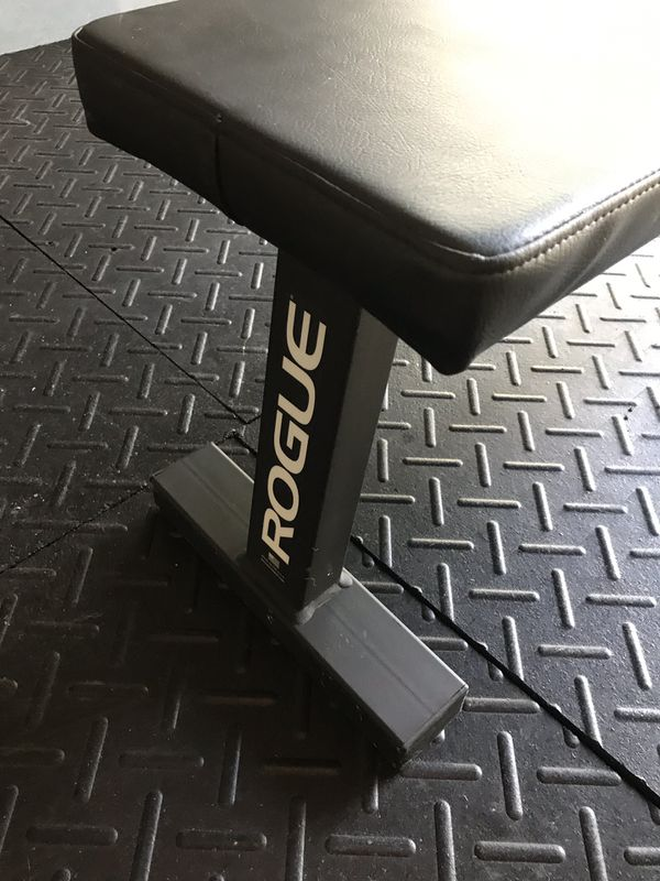 ROGUE 2.0 FLAT BENCH