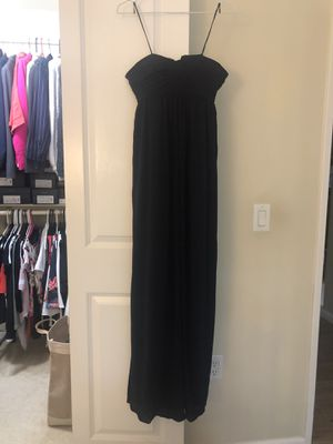 Dress J Crew Navy Blue gown for Sale in Irvine, CA