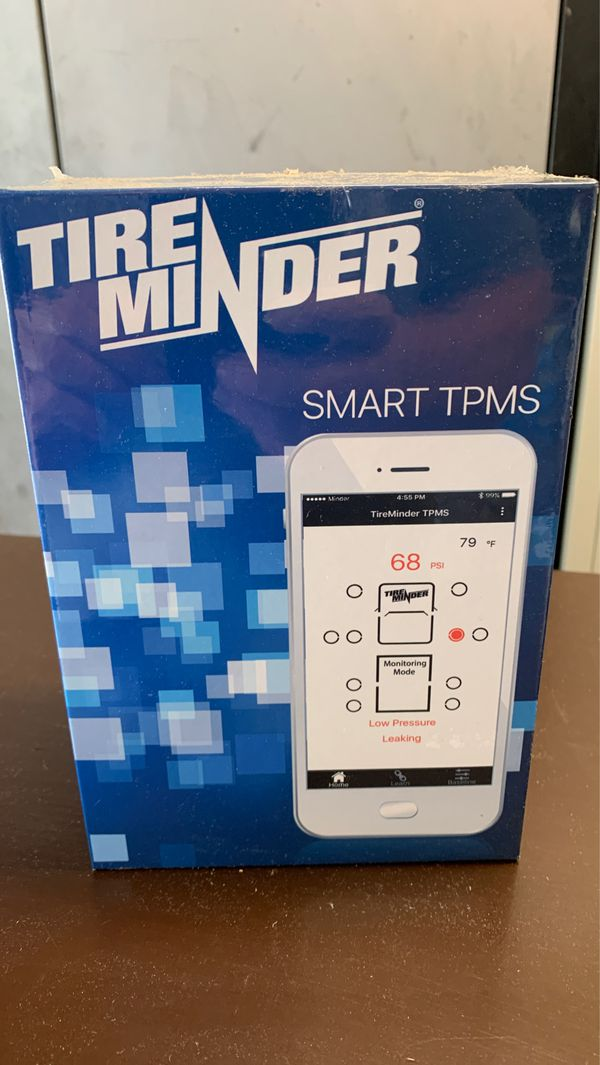 Rv - travel trailer tire monitoring system new in box