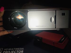 projector new for Sale in Fort Worth, TX