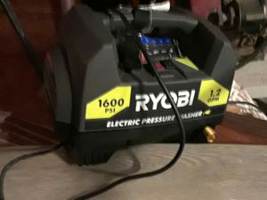 Ryobi electric pressure washer $45 for Sale in Douglasville, GA