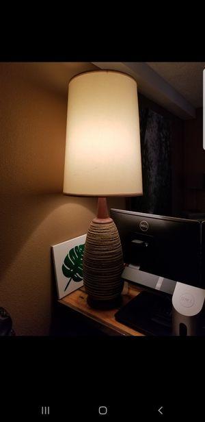 Vintage Honeycomb lamp for Sale in Santa Ana, CA
