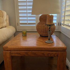 Couch, Chair, Table, Lamp for Sale in Chula Vista, CA