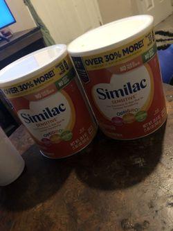 similac sensitive for Sale in Houston,  TX