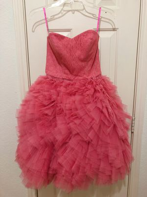 Betsey Johnson Pink Tallulah Evening Formal Dress for Sale in Plano, TX