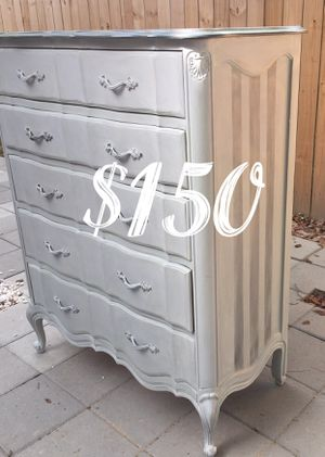REDUCED french provincial dresser for Sale in Norfolk, VA