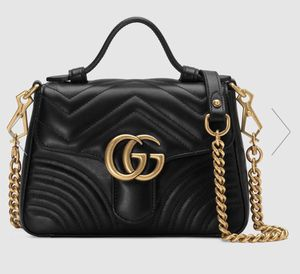 GG Marmont top handle bag for Sale in Los Angeles, CA