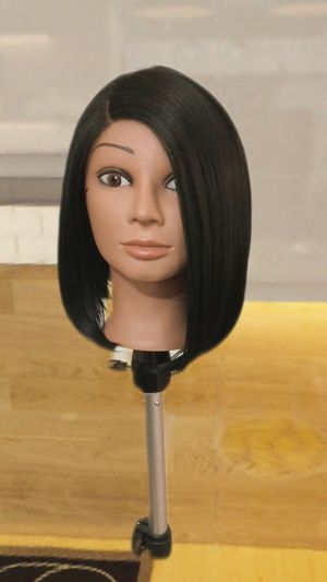 Beautiful lace front Bob high fiber synthetic wig for Sale in Columbus, OH