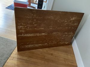 wooden kitchen table for Sale in Lowell, MA