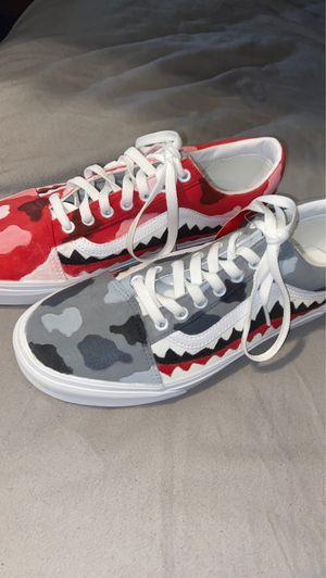 Custom Shoe Bape x Vans for Sale in Long Beach, CA