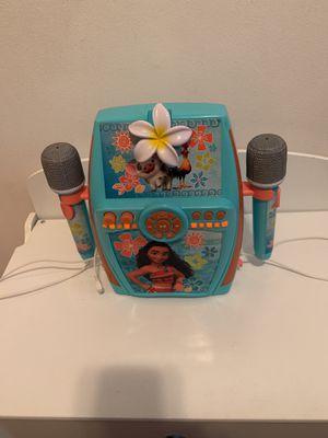 Disney Moana digital recording studio for Sale in Brooklyn, NY
