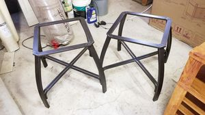 2 Coffee tables with glass tops for Sale in Orland, CA