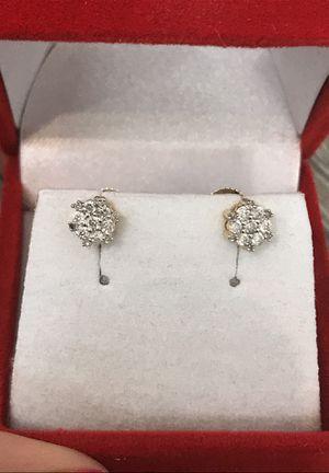 Diamond earrings for Sale in Austin, TX