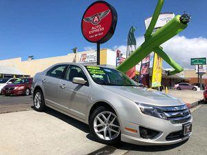 2010 Ford Fusion for Sale in Chula Vista, CA