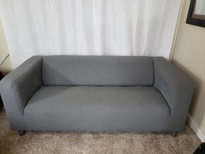 "IKEA Couch - ""Klippan"" Model - Interchangeable Covers Included for Sale in Rogue River, OR"