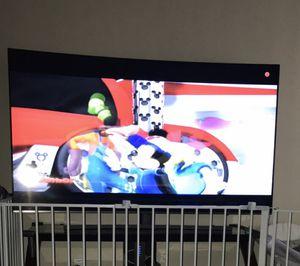 Samsung 65inch 4K curved tv 8500 series for Sale in Tamarac, FL
