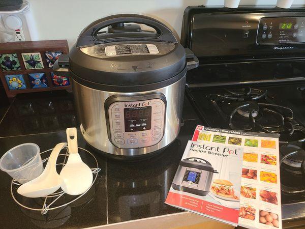 Instant Pot - Pressure Cooker