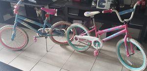 Girl kid bike for Sale in Hollywood, FL