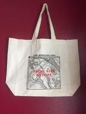 10 Barrel Canvas Tote Bag for Sale in Bend, OR