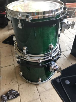 Tama Star Classic Drum Set with cymbals and hardware for Sale in Atlanta, GA