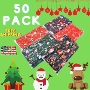 50 Pack Limited Edition Chrismas Mask Free Shipping for Sale in El Monte, CA