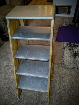 Foldable ladder shelf for Sale in Seattle, WA