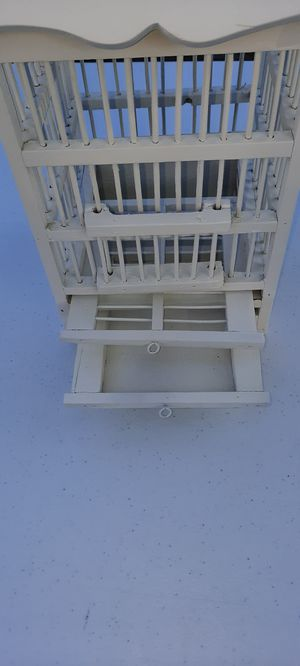 Decoration bird cage for Sale in Perris, CA