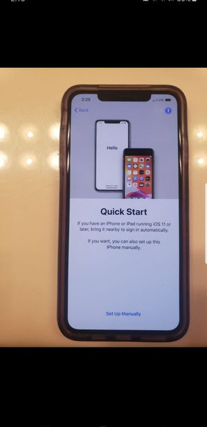 iPhone 10 XS Max for Sale in Glendale, AZ