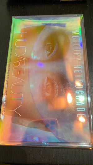 Huda beauty Mercury Retrograde palette for Sale in Rancho Cucamonga, CA