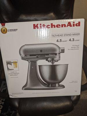 Kitchen aid 4.5 quart mixer for Sale in Frisco, TX